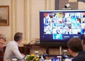 Κορονοϊός: Συνεδριάζει το υπουργικό Συμβούλιο – Σκληρά μέτρα, lockdown και νέο καθεστώς τηλεργασίας