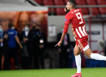 Uefa Champions League: Νίκη – «χρυσάφι» με Χασάν ο Ολυμπιακός, ανατροπή της Σίτι με την Πόρτο (video)