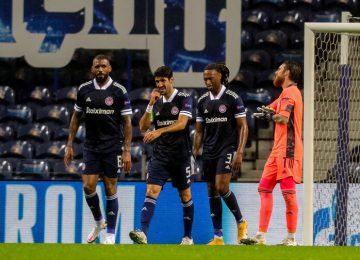 Champions League: Το πάλεψε ο Ολυμπιακός – Γιγαντομαχία στο Τορίνο, ματσάρα στο Ολντ Τράφορντ