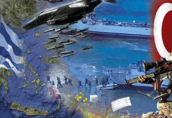 Πόλεμος Ελλάδας – Τουρκίας:  Θέμα χρόνου το θερμό επεισόδιο με τον σουλτάνο Ερντογάν – Κρίσιμες ώρες