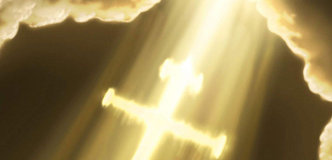 Ο Αρχάγγελος Μιχαήλ-Ταξιάρχης Μανταμάδος, το σπαθί και ο Πολέμαρχος του Θεού -Βίντεο με ευχές
