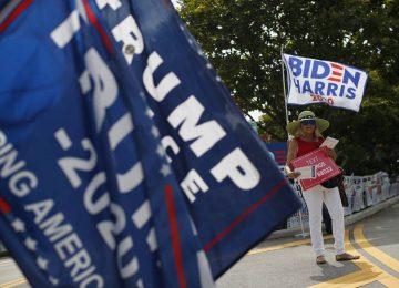 LIVE – NBC -Εκλογές ΗΠΑ – Αποτελέσματα αμερικάνικων εκλογών 2020: Ανατροπή στο Μίτσιγκαν !