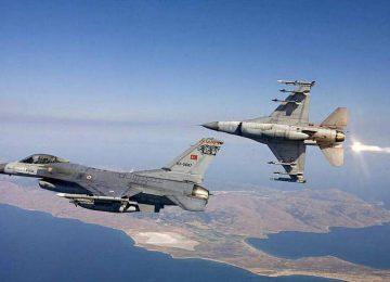 ΤΩΡΑ : Νέα πρόκληση από Τουρκία: Υπερπτήση F-16 πάνω από τη Σάμο, μια εβδομάδα μετά τον σεισμό