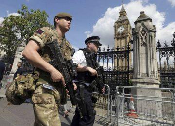 Συναγερμός ΤΩΡΑ στο Λονδίνο για ύποπτο πακέτο στον ουρανοξύστη Heron Tower