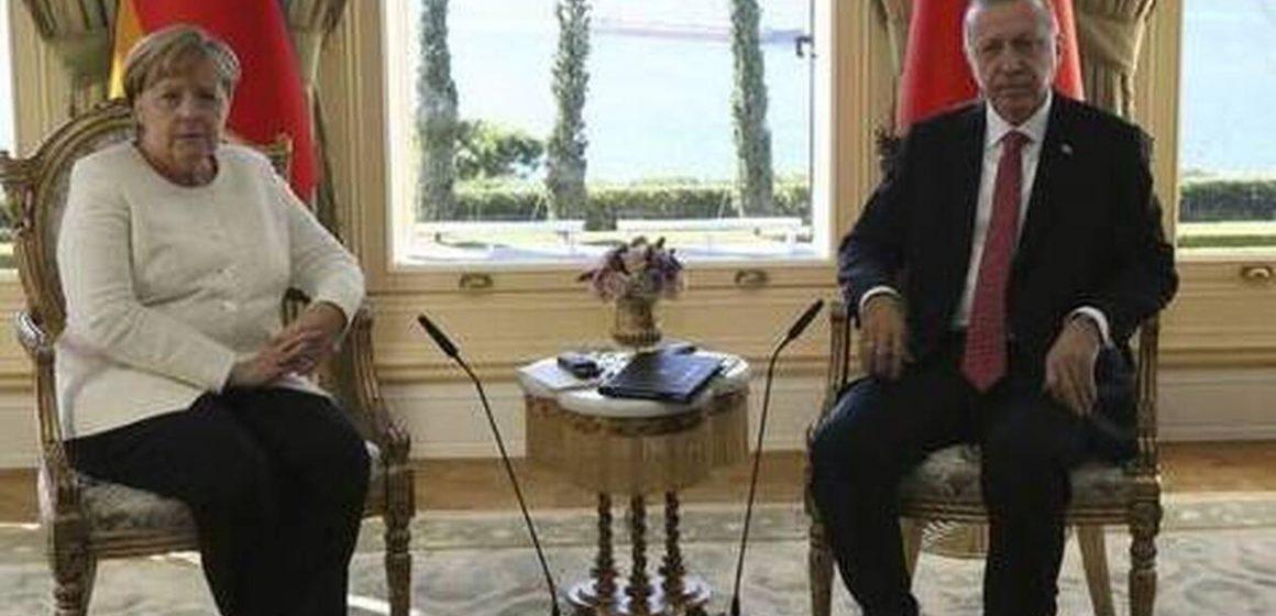 ΕΚΤΑΚΤΟ : Ισχυρό «χαστούκι» Μέρκελ σε Ερντογάν για την Ελλάδα – Δεν ξέρει από πού του… ήρθε ο Σουλτάνος