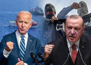 Η κυβέρνηση Μπάιντεν θα προσεγγίζει την Τουρκία -Όνειρο θερινής νυχτός η Ελλάδα!