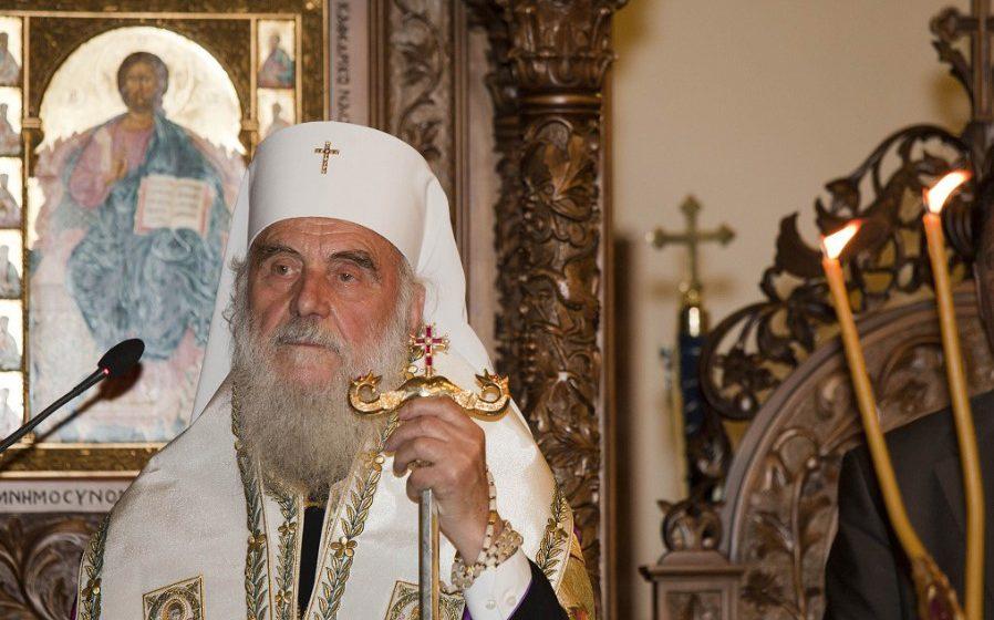 Κορονοϊός LIVE: Εκοιμήθη ο Πατριάρχης των Σέρβων Ειρηναίος