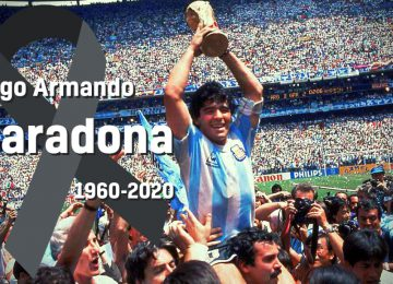 Ντιέγκο Μαραντόνα: Το συγκλονιστικό πρωτοσέλιδο της «L' Equipe» για τον Θεό του ποδοσφαίρου – «Ο Θεός είναι νεκρός»