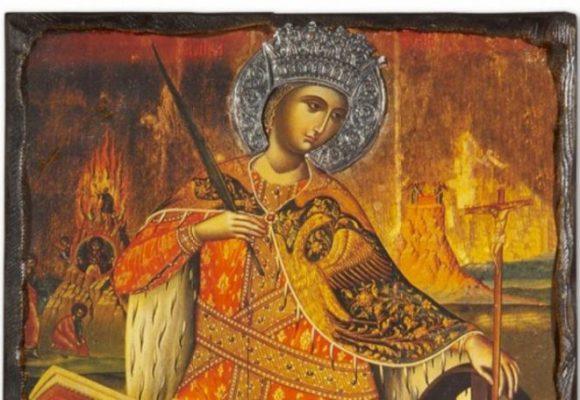 Το Απολυτίκιο, το Ορος Σινά και η Αγία Αικατερίνη – Ποιες παθήσεις γιατρέυει;