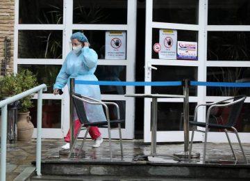 ΚΟΡΟΝΟΙΟΣ ΤΩΡΑ : «Κόκκινος συναγερμός» στο Δαφνί – Θετικοί στον ιό ασθενείς και εργαζόμενοι