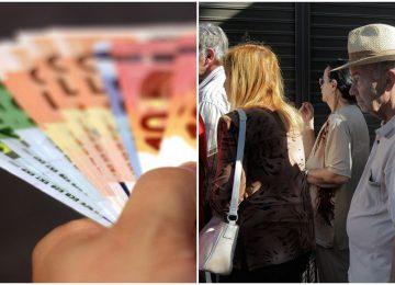 Στα… χαρακώματα για τις συντάξεις και αναδρομικά ΙΚΑ, ΟΑΕΕ, ΔΕΚΟ – 800 ευρώ επίδομα