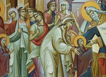 Εισόδια της Θεοτόκου -21 Νοεμβρίου : Μεγάλη Θεομητορική εορτή της Ορθοδοξίας -Τι γιορτάζουμε