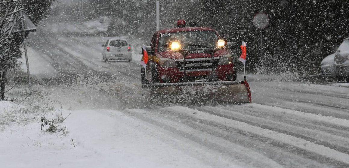 Καιρός -ΕΚΤΑΚΤΟ ΕΜΥ:  Προσοχή! Που χιονίζει τώρα – Δείτε live εικόνα