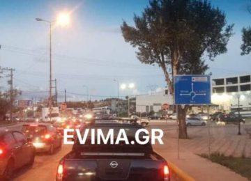 Lockdown ΤΩΡΑ: Οι Αθηναίοι εγκαταλείπουν την πρωτεύουσα – Χαοτική η κίνηση στην Εθνική οδό  Αθηνών -Λαμίας
