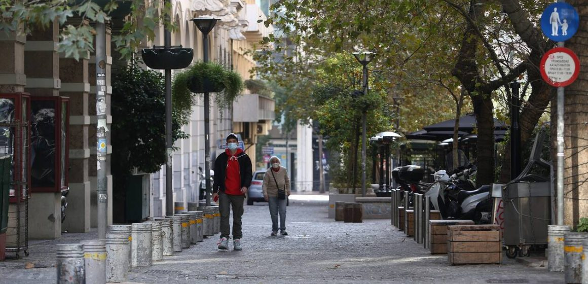 Κορονοϊός LIVE: Συναγερμός στη χώρα – Το υπουργείο Οικονομικών επιβεβαιώνει lockdown για δύο μήνες