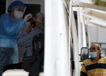 Κορονοϊός LIVE: Εφιάλτης! 2.917 νέα κρούσματα στην Ελλάδα – 187 διασωληνωμένοι