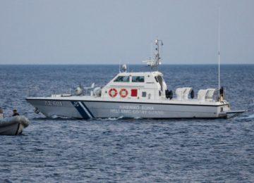 Θρίλερ με ακυβέρνητο πλοίο ανοιχτά του Γυθείου