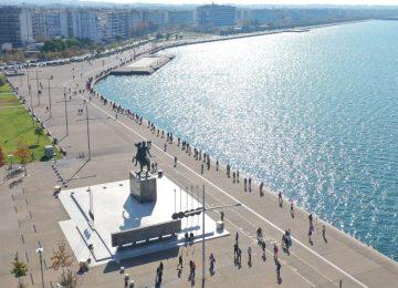 Θεσσαλονίκη: Ανακοινώθηκε καθολικό lockdown – Απαγόρευση κυκλοφορίας, επιστρέφουν τα SMS