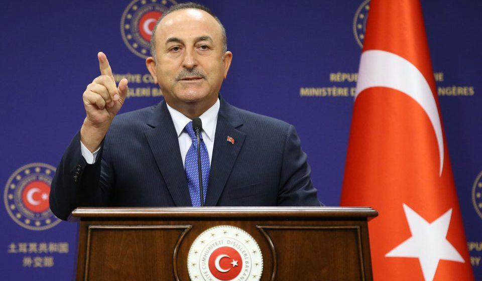 Ξεσάλωσε η Τουρκία! Σε πανικό ο Τσαβούσογλου: Κουνάει το δάχτυλο στην Ε.Ε. βλέποντας τα… δύσκολα να πλησιάζουν