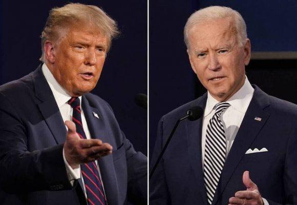 LIVE -Αμερικανικές εκλογές αποτελέσματα : Τι ώρα θα μάθουμε στην Ελλάδα αν κέρδισε ο Μπάιντεν ή ο Τραμπ