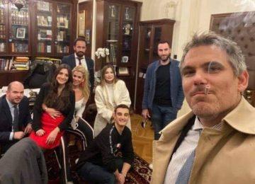 lockdown !!! Ο πρόεδρος των δικηγόρων Αθηνών έκανε πάρτι γενεθλίων με 10 άτομα!