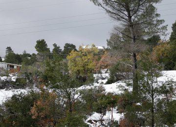 ΚΑΙΡΟΣ LIVE : Που χτυπάει η κακοκαιρία -ΕΜΥ – Δείτε εικόνα ζωντανά  -Που βρέχει και χιονίζει ΤΩΡΑ