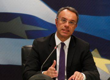 Κορονοϊός Live: Ο Σταϊκούρας ανακοίνωσε τα μέτρα στήριξης για το lockdown