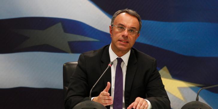 Μέτρα στήριξης: Μείωση ΦΠΑ, απαλλαγή ενοικίων, επιστρεπτέα προκαταβολή – Αυτά ανακοίνωσε ο Σταϊκούρας