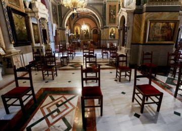 Κορονοϊός LIVE: Επιτέλους οι λοιμωξιολόγοι λένε ναι στην λειτουργία των εκκλησιών – Επιμένει ο Μητσοτάκης στα μέτρα