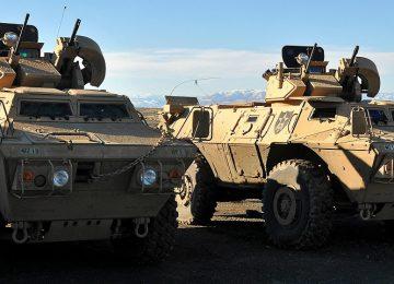 Οι Αμερικανοί στέλνουν ΄΄γυμνά΄΄τα τεθωρακισμένα M1117 στην Ελλάδα