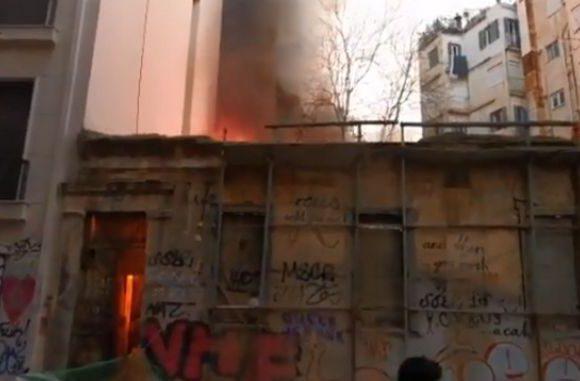 ΣΥΝΑΓΕΡΜΟΣ ΣΤΗΝ ΠΥΡΟΣΒΕΣΤΙΚΗ -Φωτιά ΤΩΡΑ σε σπίτι στα Εξάρχεια