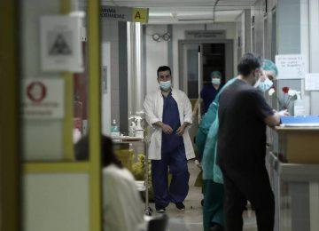 ΕΚΤΑΚΤΟ : Πέθανε 47χρονη ένστολη νοσηλεύτρια από κορονοϊό – Ήταν μητέρα δύο παιδιών