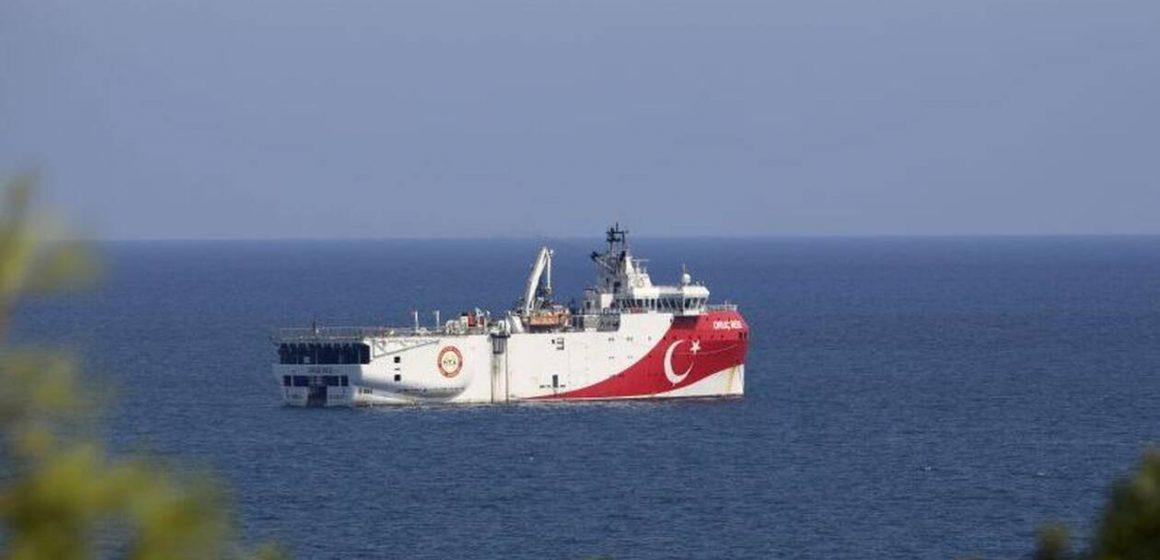 Ελληνοτουρκικά ΏΡΑ ΜΗΔΕΝ ! Βγάζουν ξανά το Oruc Reis οι Τούρκοι – Ποια περιοχή δεσμεύει η νέα Navtex