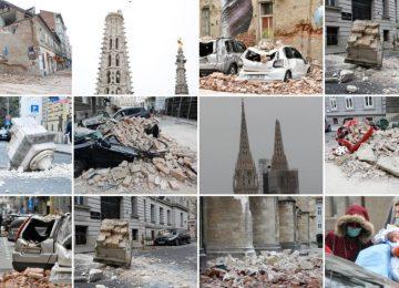 Σεισμός ΤΩΡΑ: Σείστηκε η Κροατία – Η στιγμή που ο δήμαρχος κάνει δηλώσεις