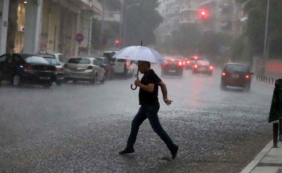Καιρός σήμερα: Άνοδος της θερμοκρασίας σε όλη τη χώρα – Πού θα βρέξει (video)
