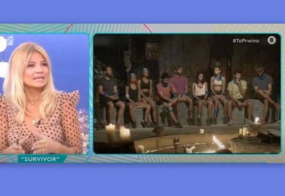 Survivor αποχώρηση σήμερα: Ποιος θα φύγει από το survivor Greece 2021 – Φάρμα (video)