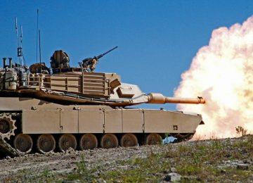 Πήραν φωτιά τα Abrams – Έτσι έκαναν επίδειξη δύναμης (video)