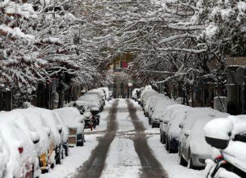 Καιρός: Επιστρέφει η κακοκαιρία σε όλη τη χώρα – Χιόνια, βροχές και από το βράδυ επιδείνωση με καταιγίδες