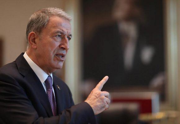 Μαινόμενος ο Ακάρ: Η Ελλάδα δεν φέρεται σαν καλός γείτονας – Θα προστατεύσουμε τα συμφέροντα της «Γαλάζιας Πατρίδας»