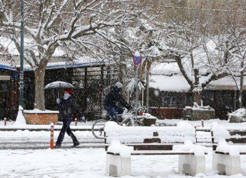 Καιρός live – ΟΑΣΑ: Πού χιονίζει ΤΩΡΑ – Ζωντανή εικόνα