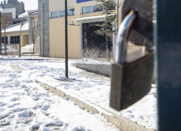 Κακοκαιρία «Μήδεια»: Πανικός σε όλη τη χώρα –  Κλειστά τα σχολεία σε όλη τη χώρα (video)