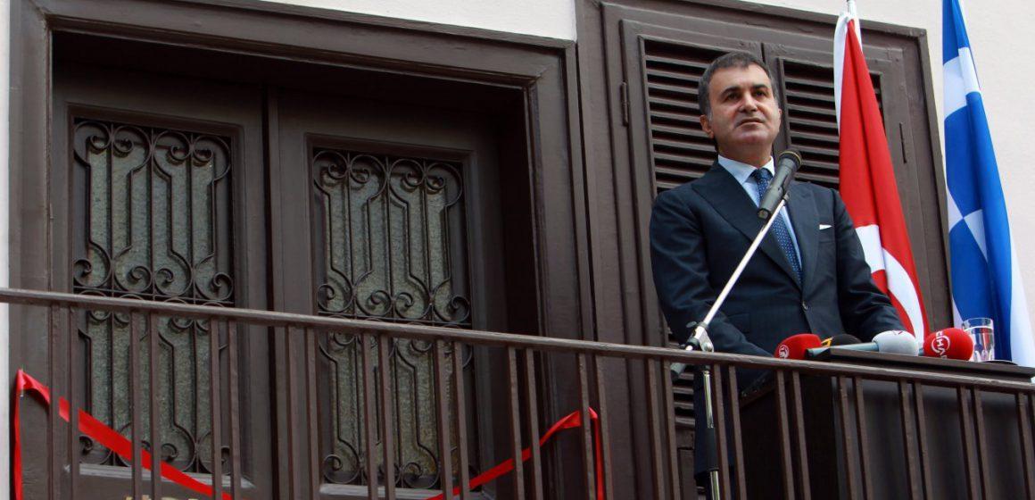 Ομέρ Τσελίκ: Θα απαντήσουμε δεόντως στην Ελλάδα – Και διπλωματικά και στο πεδίο