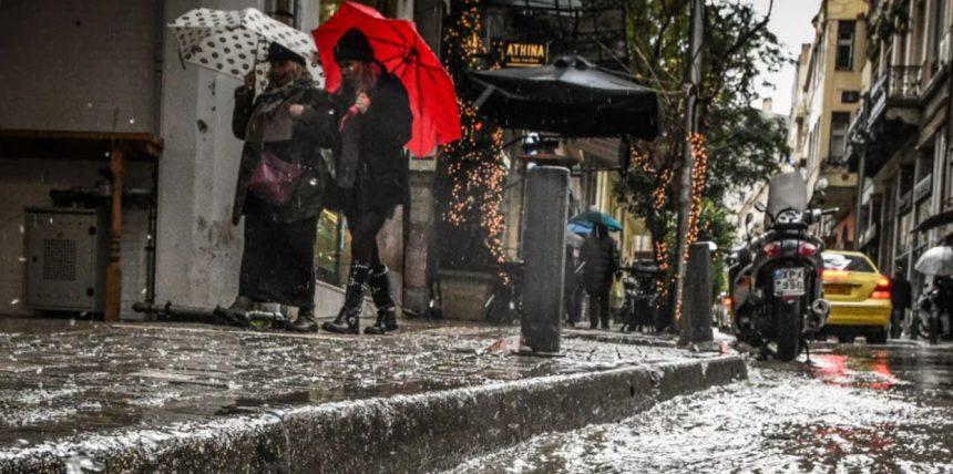 Καιρός: Τοπικές βροχές και πτώση της θερμοκρασίας – Πού αναμένονται καταιγίδες