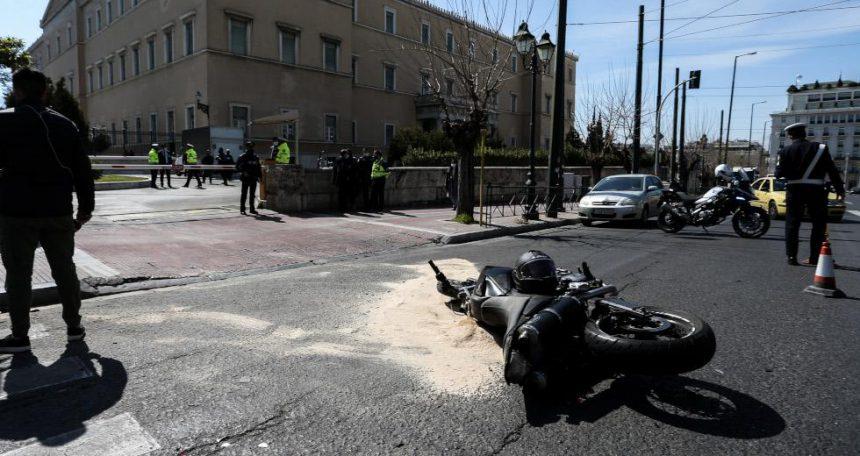 Τροχαίο στη Βουλή: Στο Ιπποκράτειο Θεσσαλονίκης τα όργανα του 23χρονου Ιάσονα